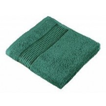 Froté ručník Lucie 450g 50x100 cm (tm.zelená)