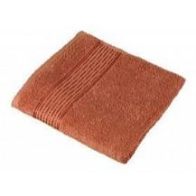 Froté ručník Lucie 450g 50x100 cm (terra)