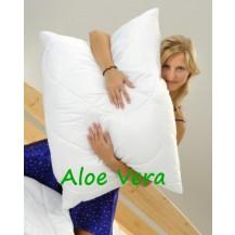 Polštář Aloe Vera 70x90cm 900g se zipem kuličky STANDARD