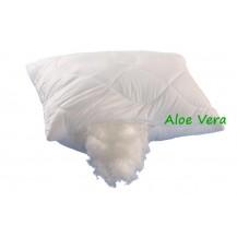 Polštář Aloe Vera 70x90cm 700g se zipem kuličky UNICO