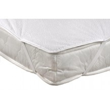 Chránič matrace nepropustný 70x140cm PVC + froté