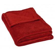 Micro deka jednolůžko 150x200cm vínová 300g/m2 Skladem 4ks