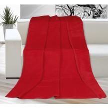 Deka Kira PLUS jednolůžko 150x200cm červená Skladem 1ks