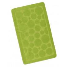 Koupelnová předložka 60x100cm Bublina zelená Brotex