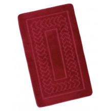 Koupelnová předložka 60x100cm Bolzáno červené Brotex