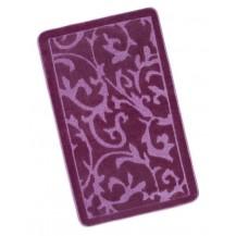 Koupelnová předložka 60x100cm Koberec fialový Brotex