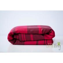 Little FROG Tkaný šátek na nošení dětí - Pyrope LITTLE FROG