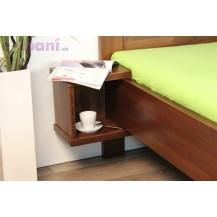 Noční stolek Supra, buk HP nábytek 151B