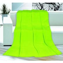 Deka KIRA PLUS 150x200 cm, zelená