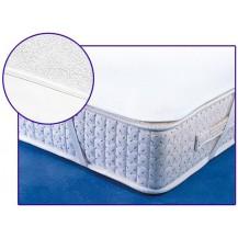 Matracový chránič voděodolný 90x200 (bílý) Veratex
