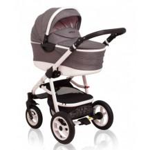 Kočárek APRILIA Coto Baby 2v1 - len grey Coto baby - doprava zdarma