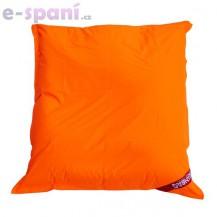 Sedací pytel 179x140 perfekt fluo orange