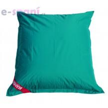 Sedací pytel 179x140 perfekt sea green Beanbag