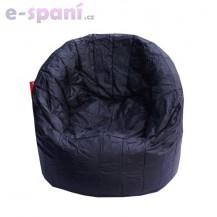 Sedací vak Chair black Beanbag