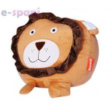 Sedací vak lev Alex Beanbag - Výprodej