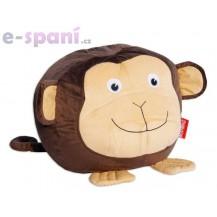 Sedací vak opice Žofka Beanbag