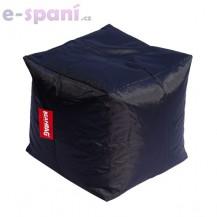 Sedací vak cube black Beanbag