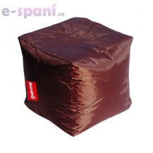 Sedací vak cube chocolate Beanbag
