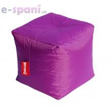 Sedací vak cube purple