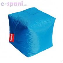 Sedací vak cube turquoise
