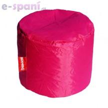 Sedací vak roller pink Beanbag